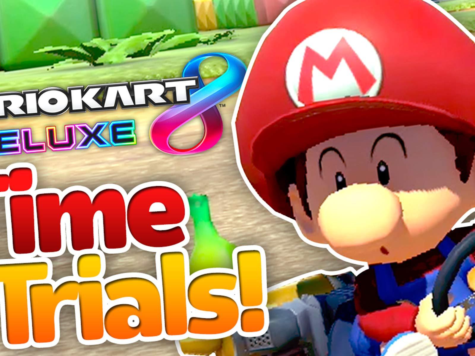 Clip: Mario Kart 8 Deluxe Gameplay - Zebra Gamer - Season 2