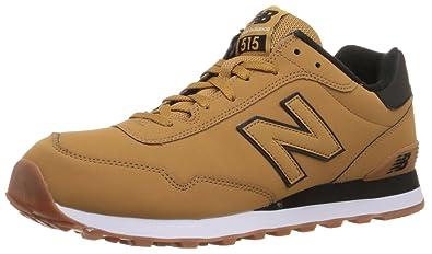 New Balance Men\\u0027s 515 Wheat Running Shoes - 8 UK/India (42