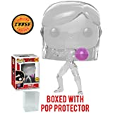 Funko Pop! Disney Pixar: Incredibles 2 - Invisible Violet CHASE Variant Limited Edition Vinyl Figure (Bundled with Pop Box Protector Case)
