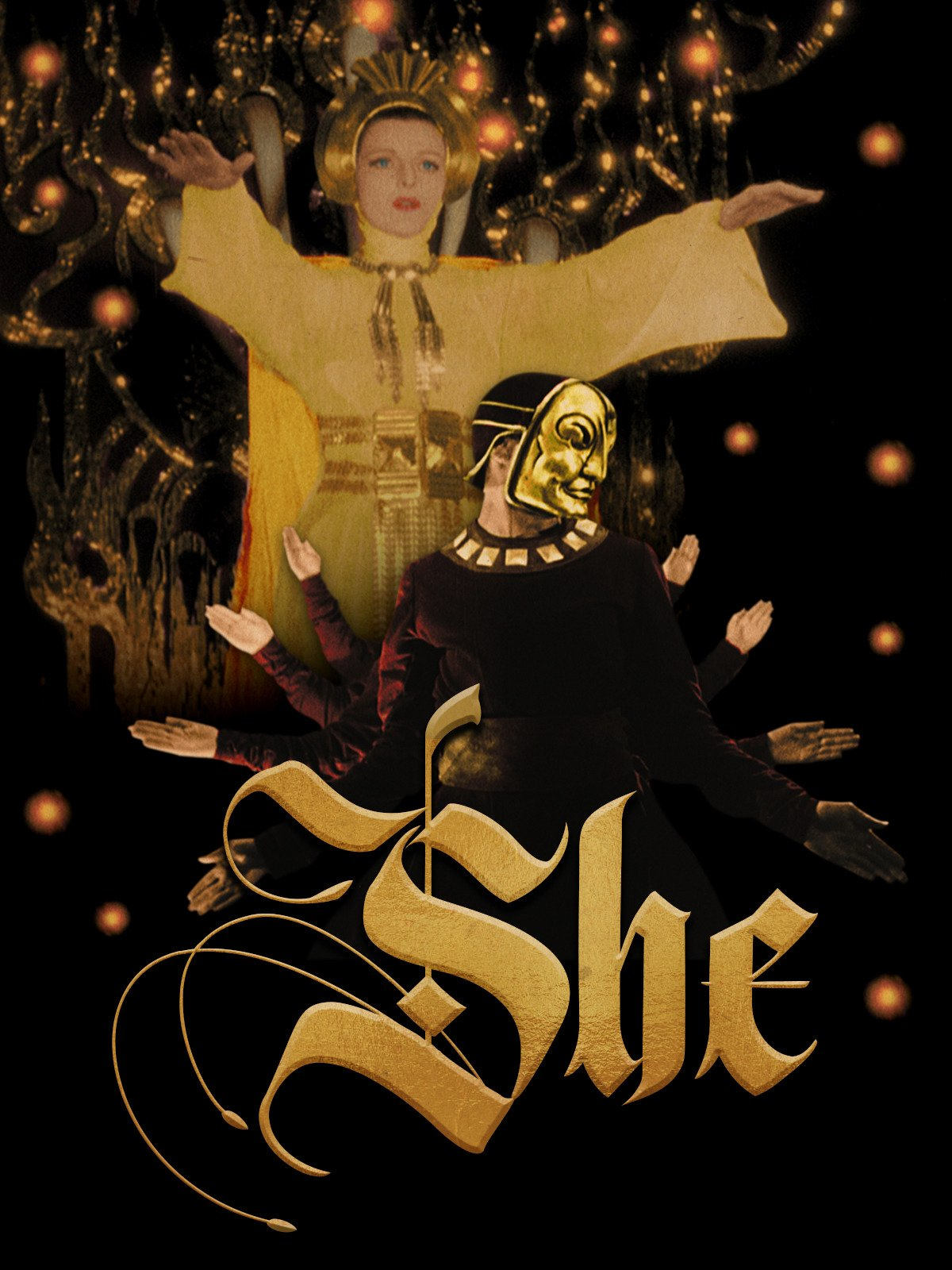 She on Amazon Prime Video UK