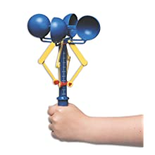 Didax Wind Anemometer, Hand-held or Permanently Fixed