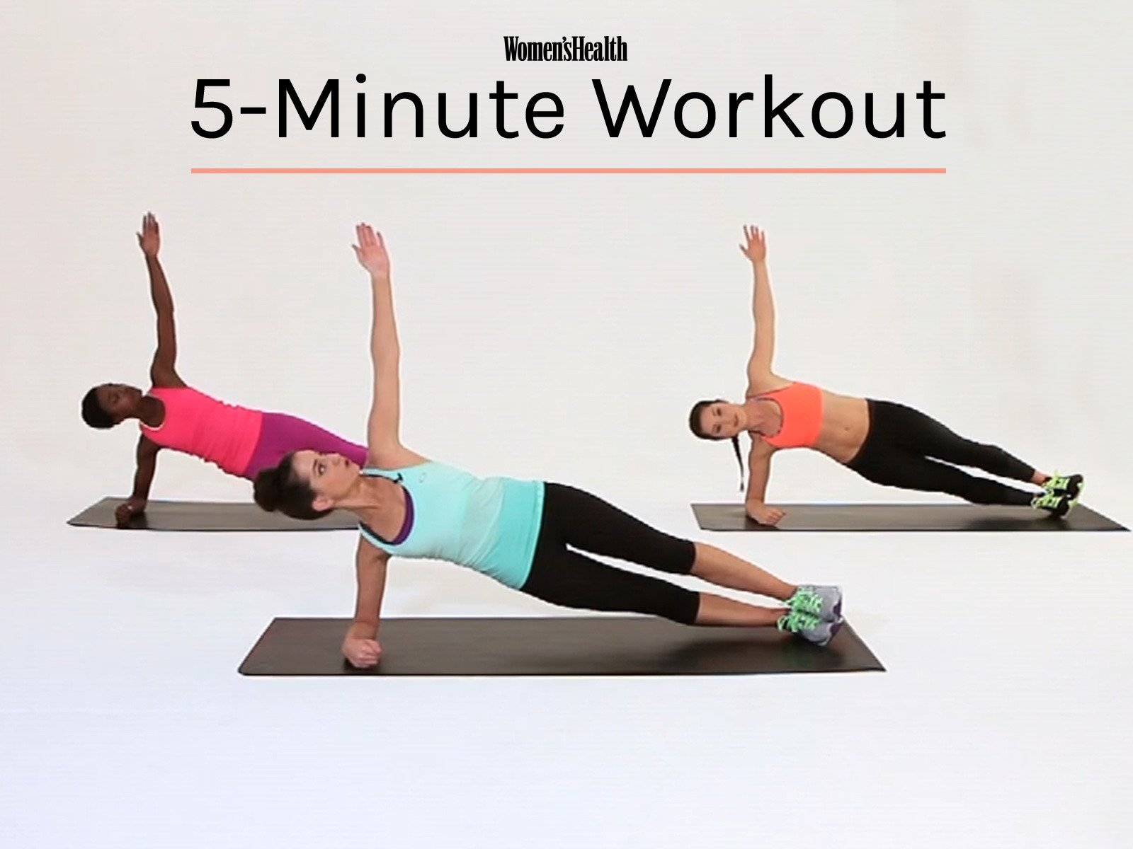 5-Minute Workout - Season 1