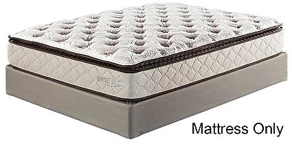 Mount Whitney Pillowtop Cal King Mattress by Ashley