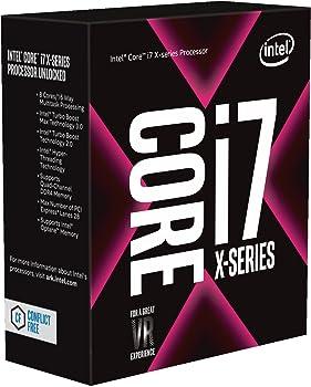 Intel Core i7-7820X 8-Core 3.6 GHz Desktop Processor Bundle
