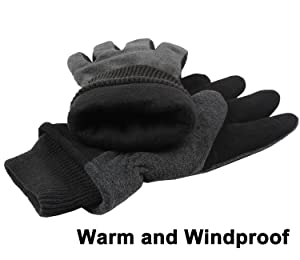 Ladies Extreme Hot GUARANTEED WARMTH Stripe Thermal Insulated Gloves 4 Colours