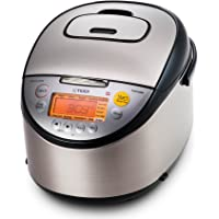 Tiger JKT-S18U Multi-Functional Induction Heating Rice Cooker