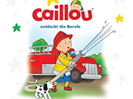 Caillou entdeckt die Berufe