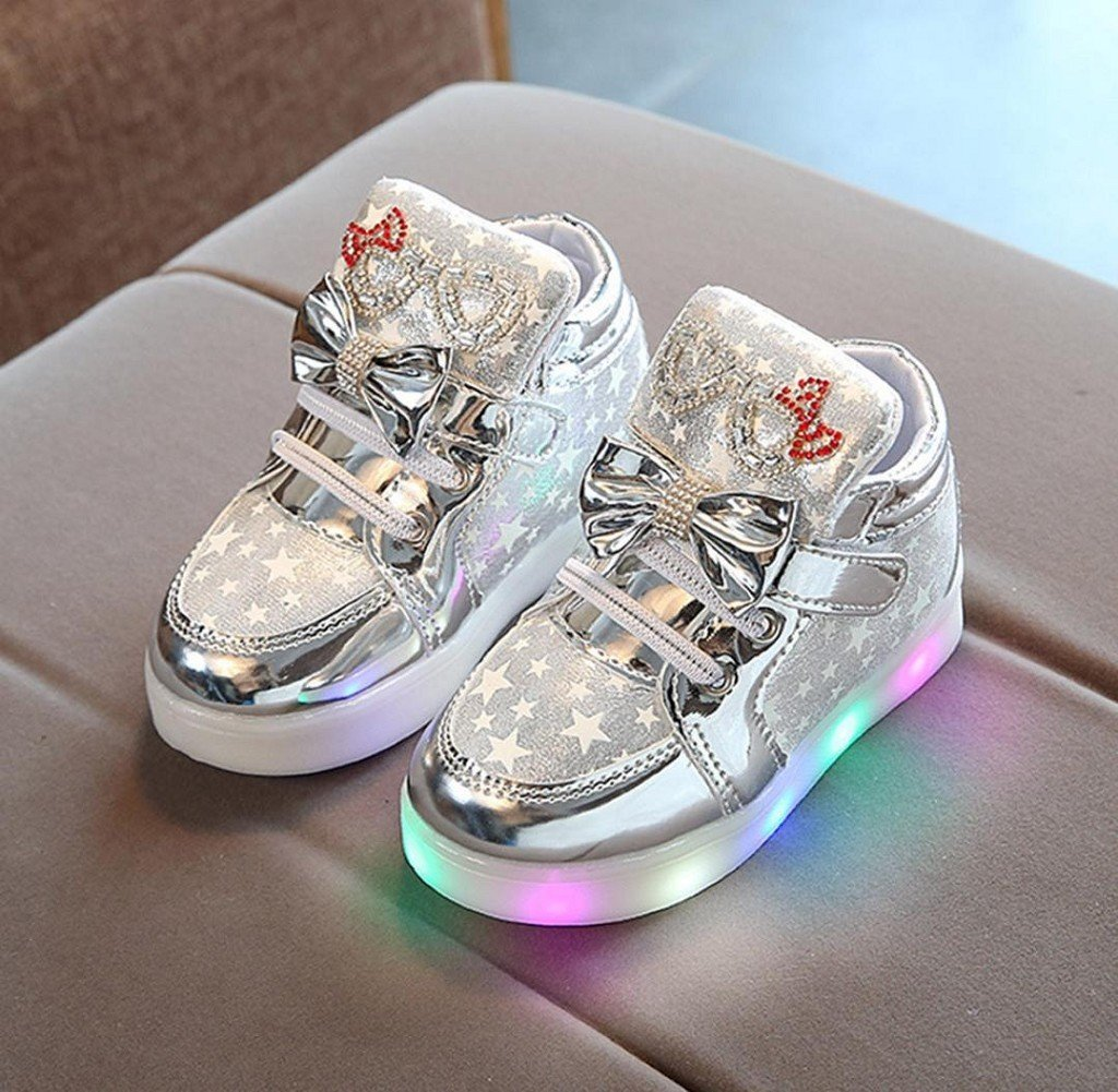 Colorful Light Baby Sneakers