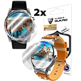 IPG for KINGWEAR KW98 - KW99 SMARTWATCH Screen Protector (2 Units) Invisible Ultra HD Clear Film Anti Scratch Skin Guard - Smooth/Self-Healing/Bubble -Free by