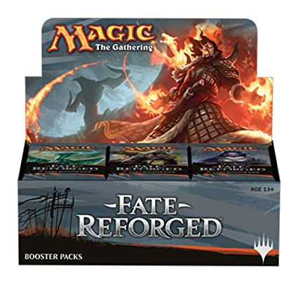 Magic: the Gathering: Fate Reforged Booster Box (36 Packs) Factory