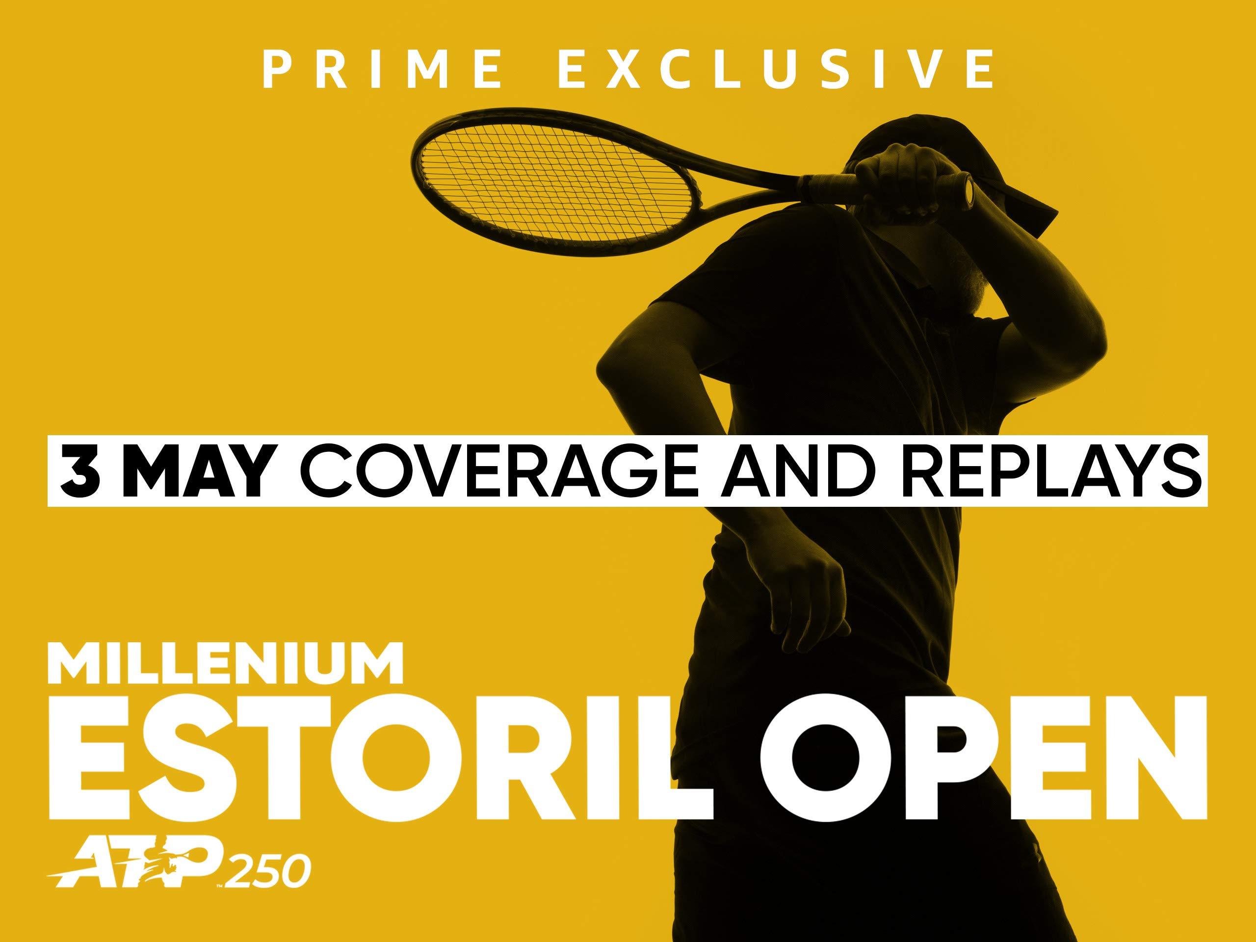 2019 Millennium Estoril Open, ATP 250 - Day 5