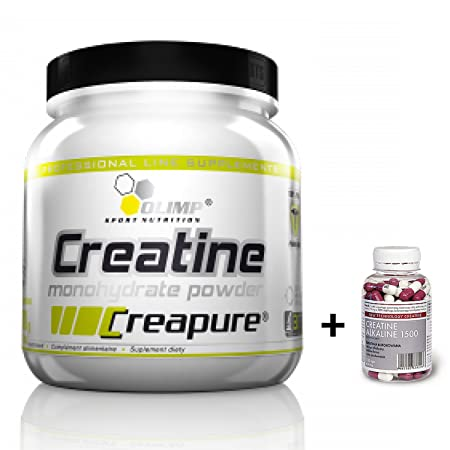 Olimp Creatine Creapure powder 500g