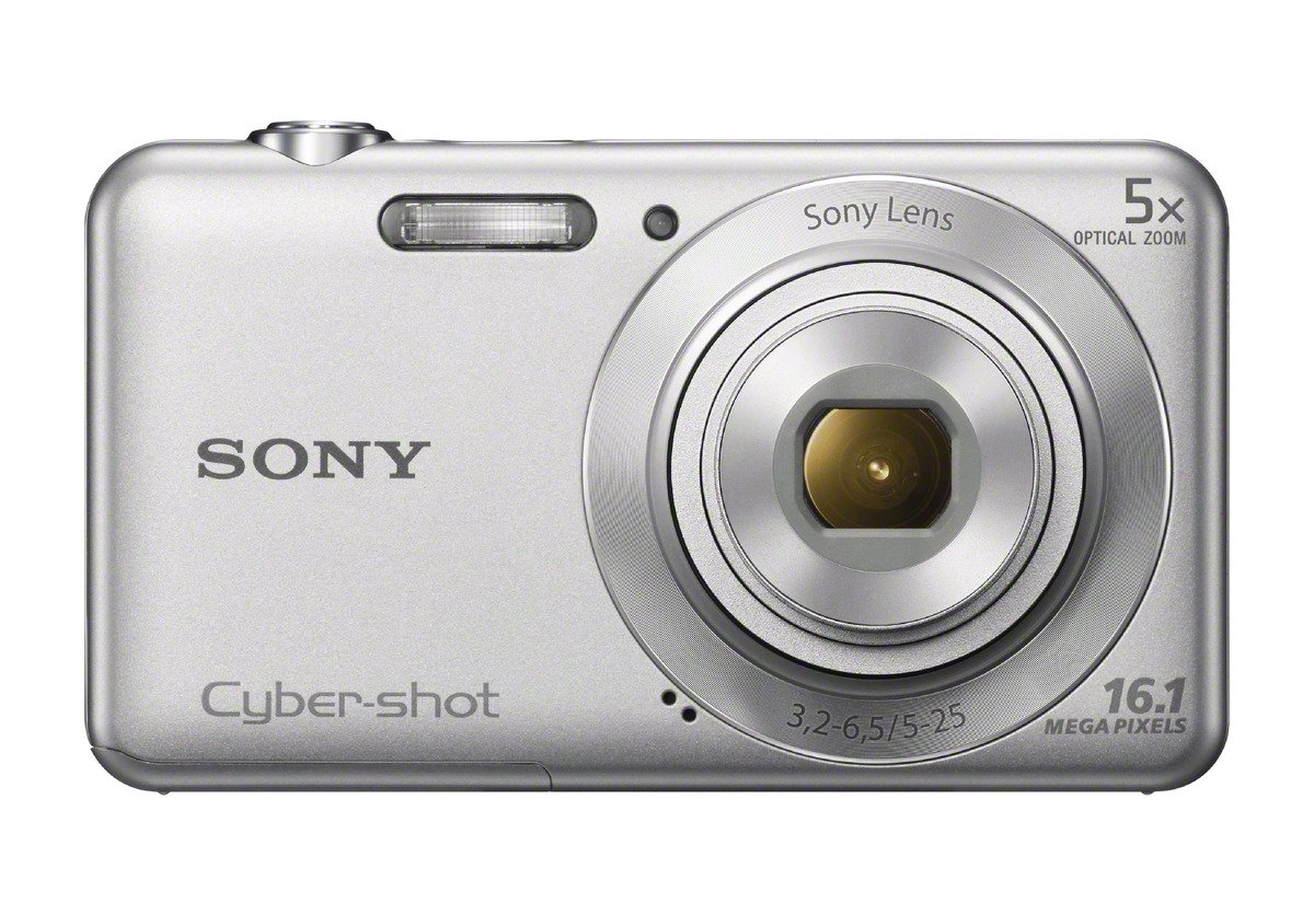 Sony DSC-W710 16 MP Digital Camera with 2.7-Inch LCD (Silver)