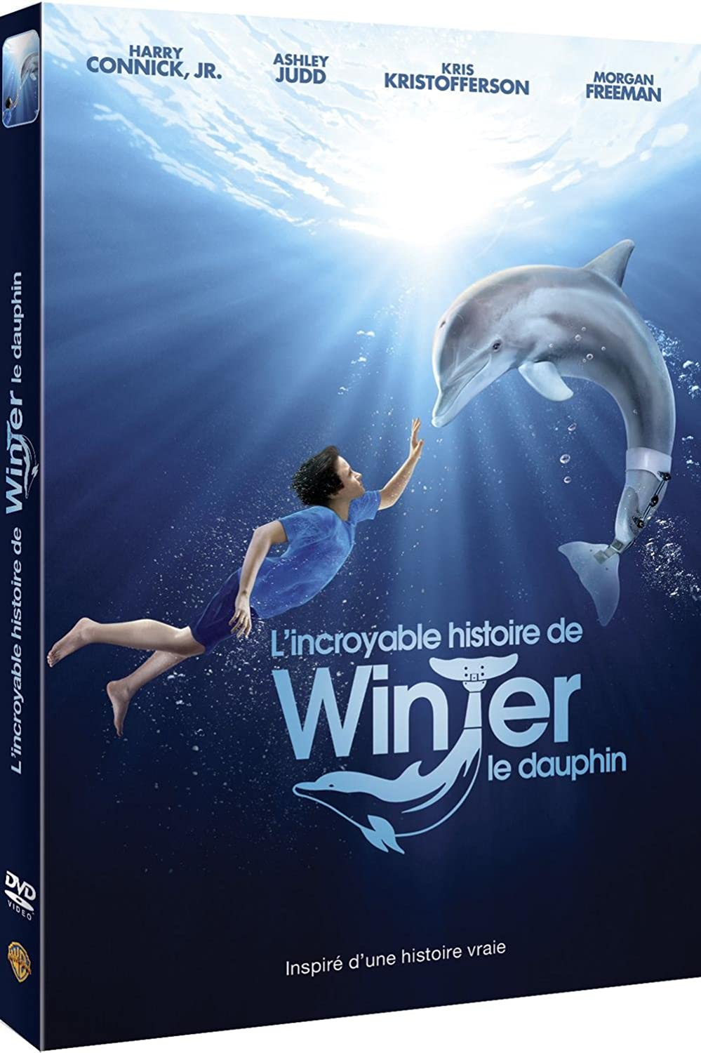 Winter le dauphin / Charles Martin Smith; Simon Wincer, Réal. | Smith, Charles Martin. Monteur