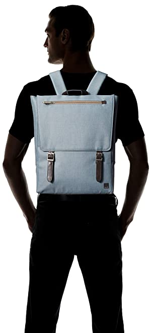 MOSHI Helios Lite Laptop Backpack (Sky Blue) (Color: Sky blue, Tamaño: 13 inches)