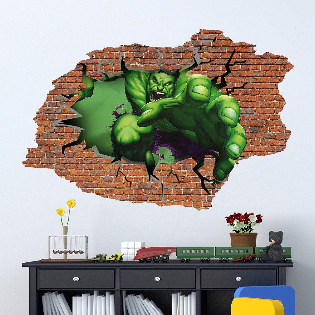 hulk  Wall Sticker