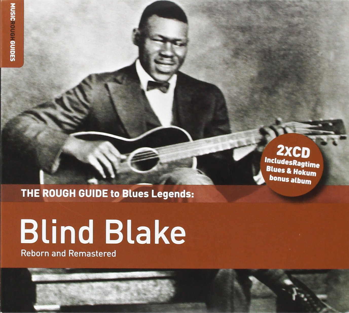 Blind Blake-The Rough Guide To Blues Legends Blind Blake-Remastered-2013-gF Download