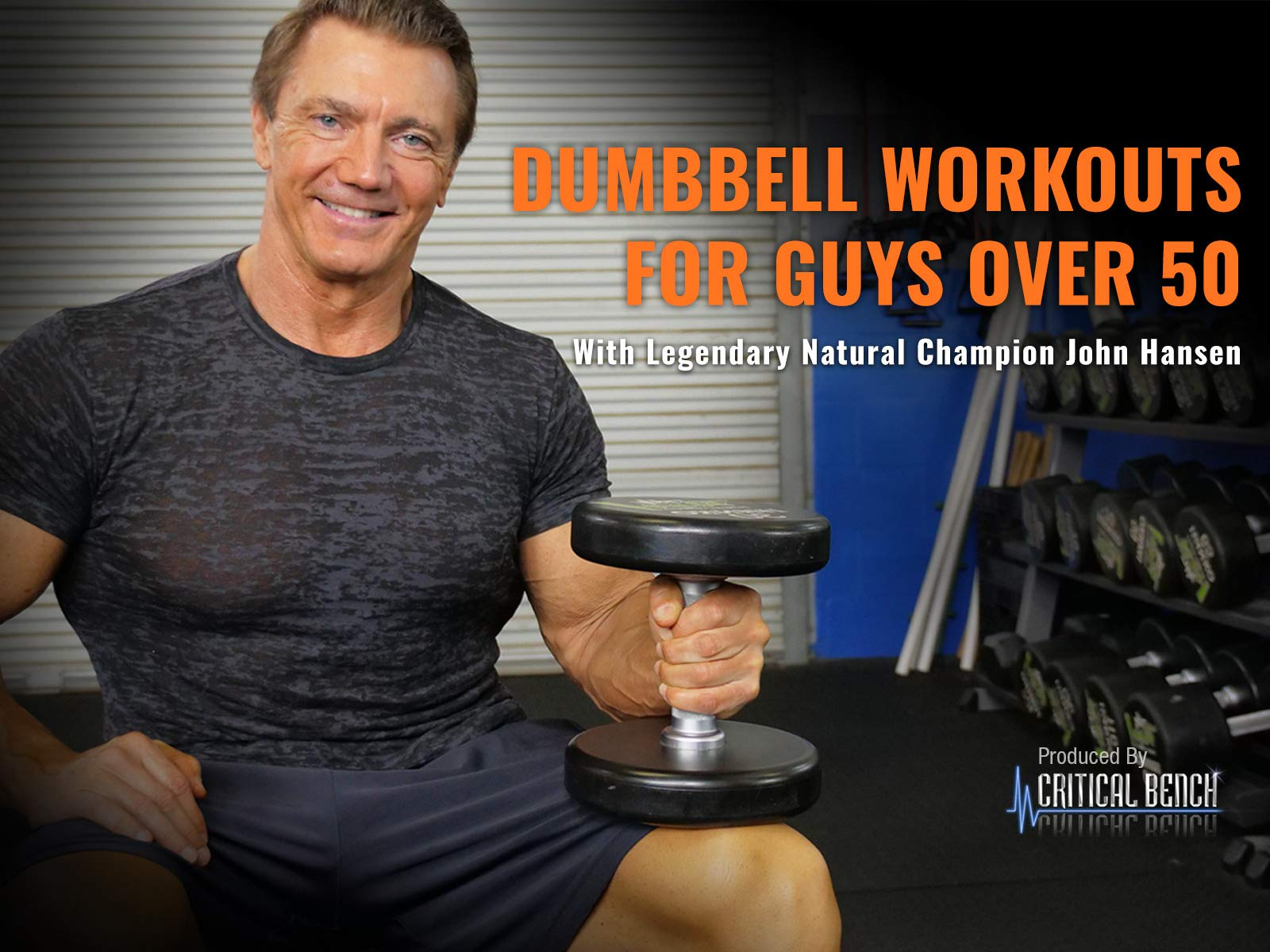 Dumbbell Workouts for Guys Over 50 on Amazon Prime Instant Video UK