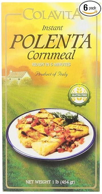 Colavita Instant Polenta Cornmeal Via Amazon