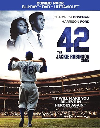 42 (Limited Special Edition Blu-ray + DVD + UltraViolet Combo Pack)