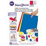 Wilton 710-2912 Multipack Sugar Sheets