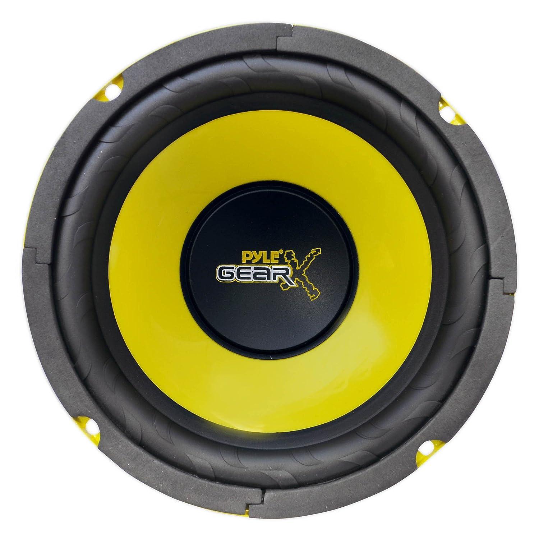Pyle PLG64 6.5-Inch 300-Watt Mid-Bass Woofer