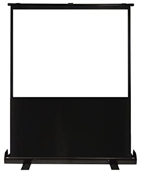 8 luxburg 80 177x100cm full hd hd 3d cran de projection portable portable manuel avec. Black Bedroom Furniture Sets. Home Design Ideas