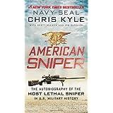 American Sniper: the autobiography of the most lethal sniper in U.S. military history, Edición en Inglés