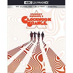 Clockwork Orange, A [4K Ultra HD + Blu-ray]
