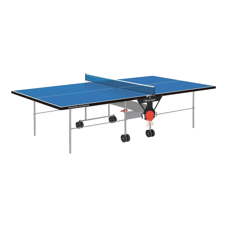 Garlando Tischtennis-Tisch Training Outdoor Blau günstig kaufen