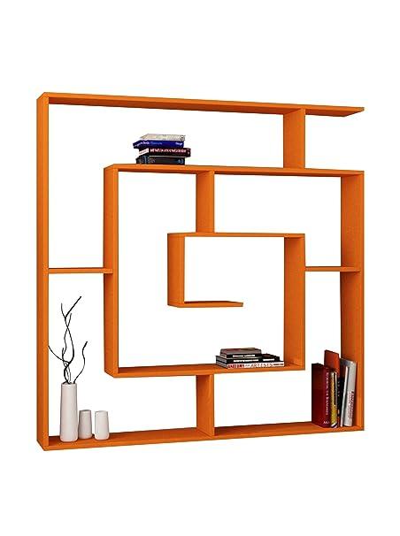 Libreria, LIBRERIA Labirent, Arancione
