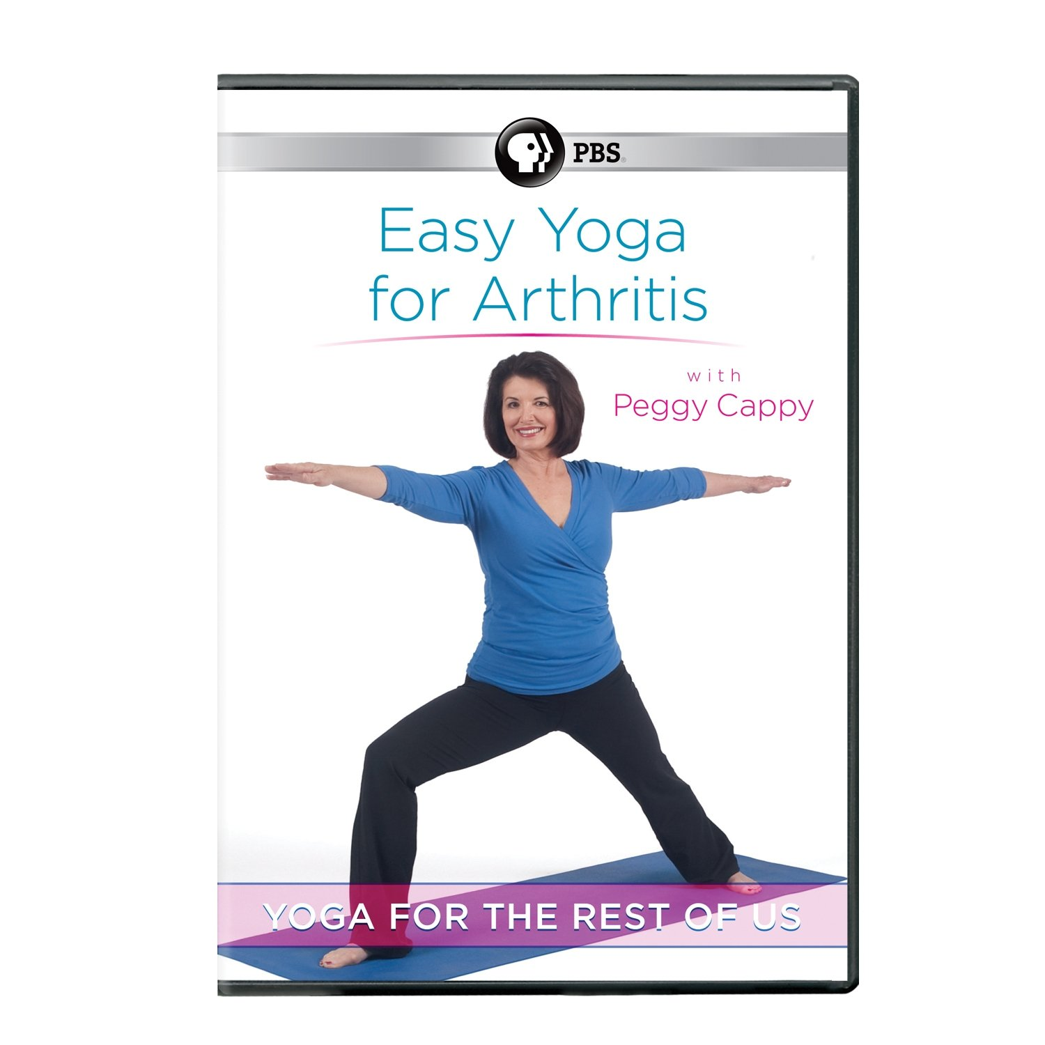 yoga for arthritis dvd advanced