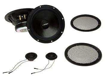 ETON pRO 170.2 compression 16,5 cm 2 voies 100 w-système hi-fi