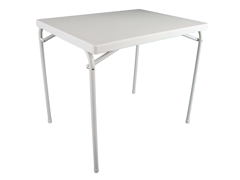 dajar ess klapp tisch 80 x 60 cm wei online bestellen. Black Bedroom Furniture Sets. Home Design Ideas