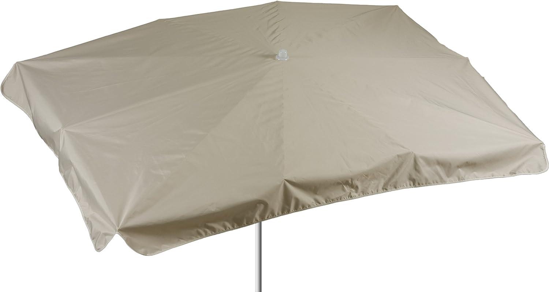 beo Sonnenschirme wasserabweisender, rechteckig, 130 x 200 cm, beige bestellen