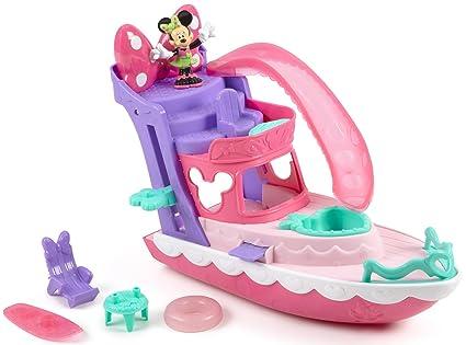 Fisher-Price Disney's Minnie Polka Dot Yacht