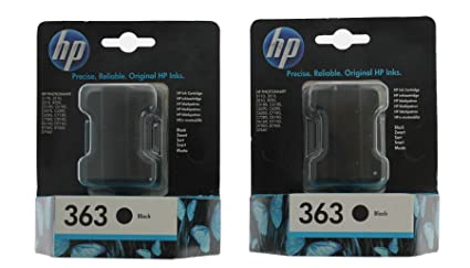 GENUINE HP 363C INK PN#C8721E - NEW OLD BOX / BUNDLE OF 2