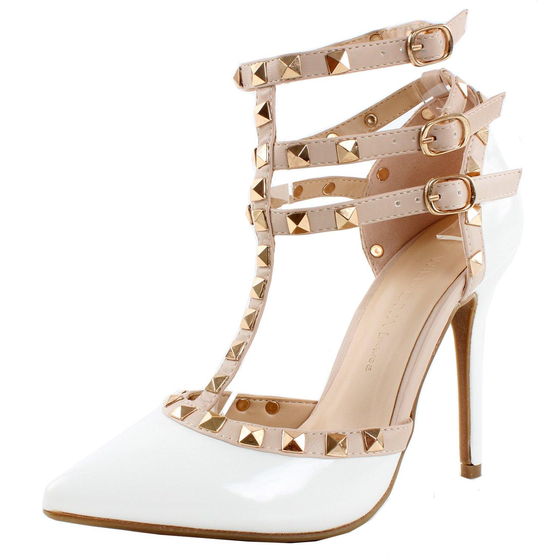 Wild Diva Adora-55N D-Orsay Pumps-Shoes цены онлайн
