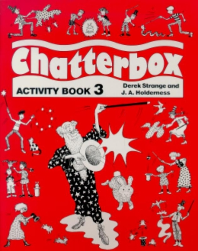 Chatterbox: Activity Book Level 3