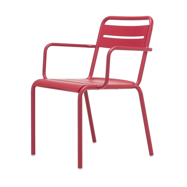 Star Armlehnstuhl rot kaufen