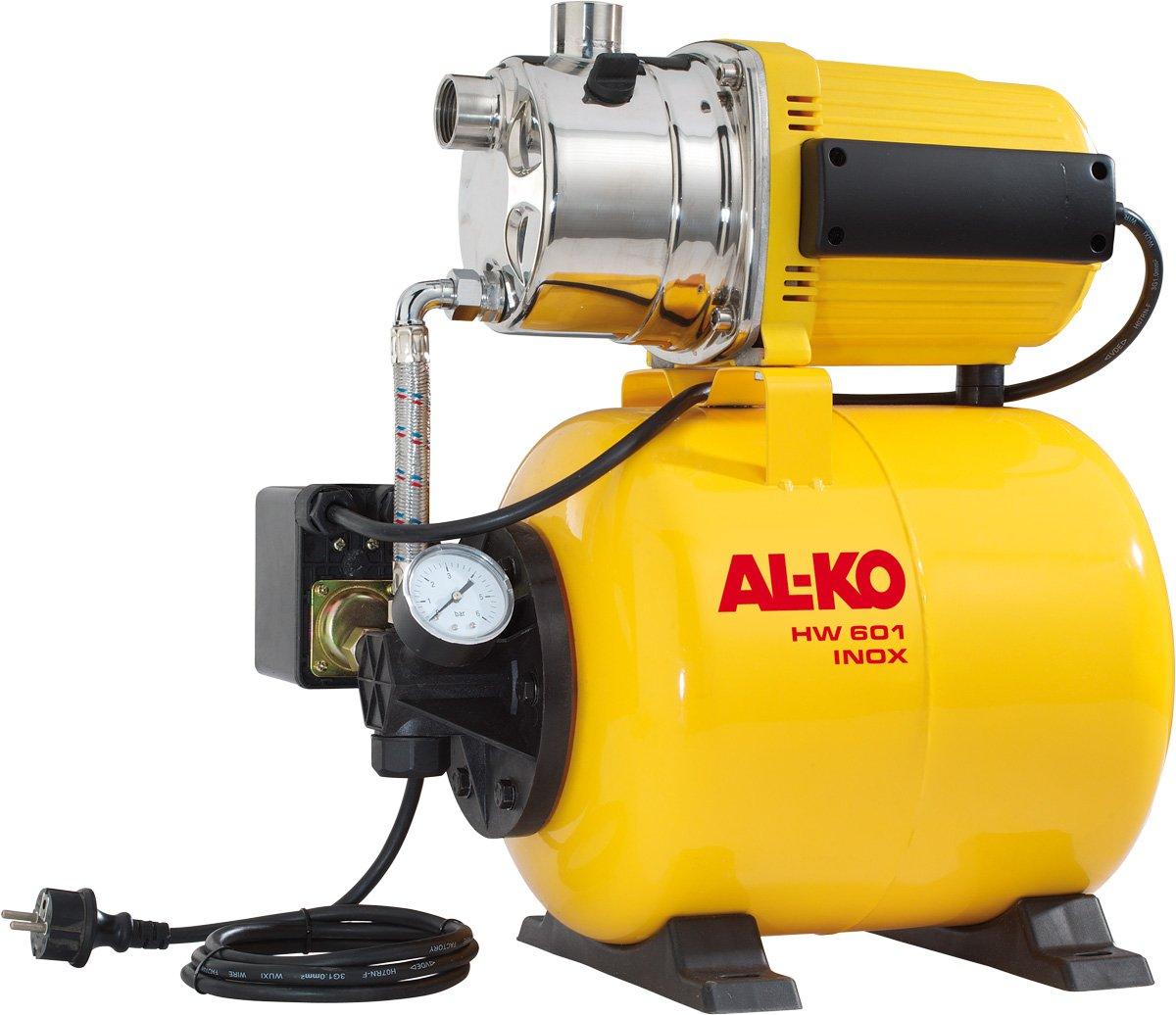 ALKO 112371 HW 601 Inox Hauswasserwerk, 3100 L/h  BaumarktKundenbewertung und Beschreibung