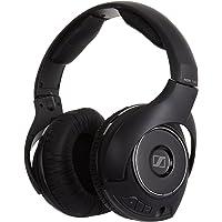 Sennheiser HDR160 On-Ear Digital RF Wireless Headphones (Black)