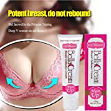 Breast Enhancement,Lotus.Flower 1PC Quickly Increase Paste Natural Breast Enlargement Massage Essential Oil Chest Lift up Chest Care Cream 30g (100g) (Color: Multicolor, Tamaño: 100g)