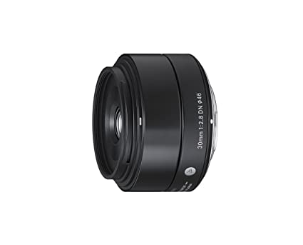 Sigma 30mm f2.8 DN Lens (Sony E) at amazon