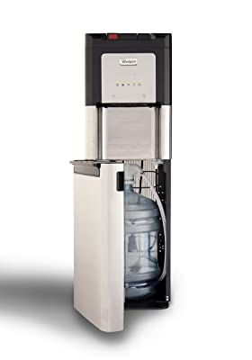 Whirlpool 8LIECH-SC-SSF-P5W Self Cleaning Stainless Bottom Load Water Cooler  Via Amazon
