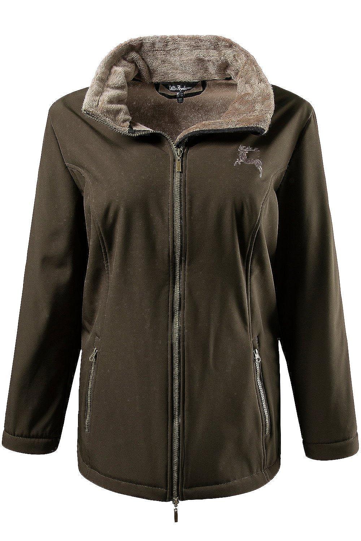 Ulla Popken Damen Softshell-Jacke 701439 große Größen günstig online kaufen
