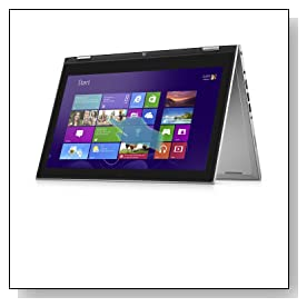 Dell Inspiron i7347-10051sLV 13 7000 Series Convertible Touchscreen Laptop Review