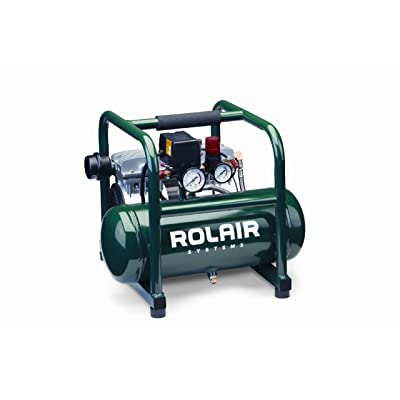Rolair JC10 1 HP Quiet Oil-Less Compressor Review