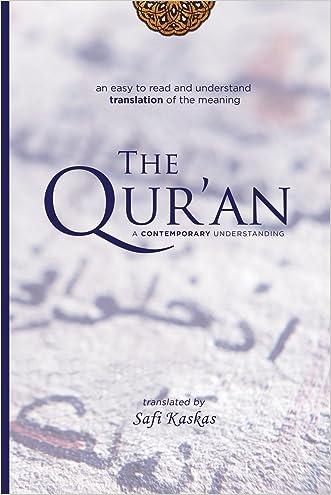 The Qur'an: A Contemporary Understanding