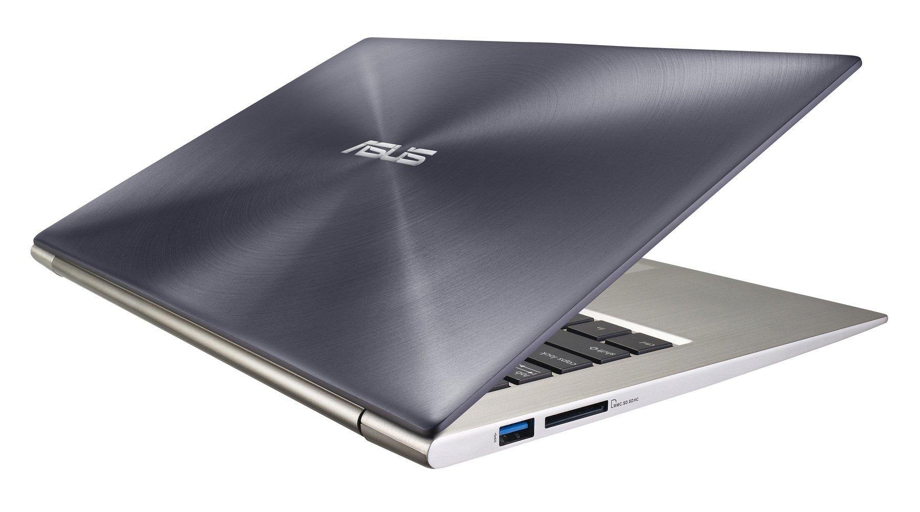 ASUS UX32LN NB / silver ( Win8.1 64bit / 13.3inch FHD / i5-4200U / 500GB HDD + 8GB SSD / GT840M ) UX32LN-RI5